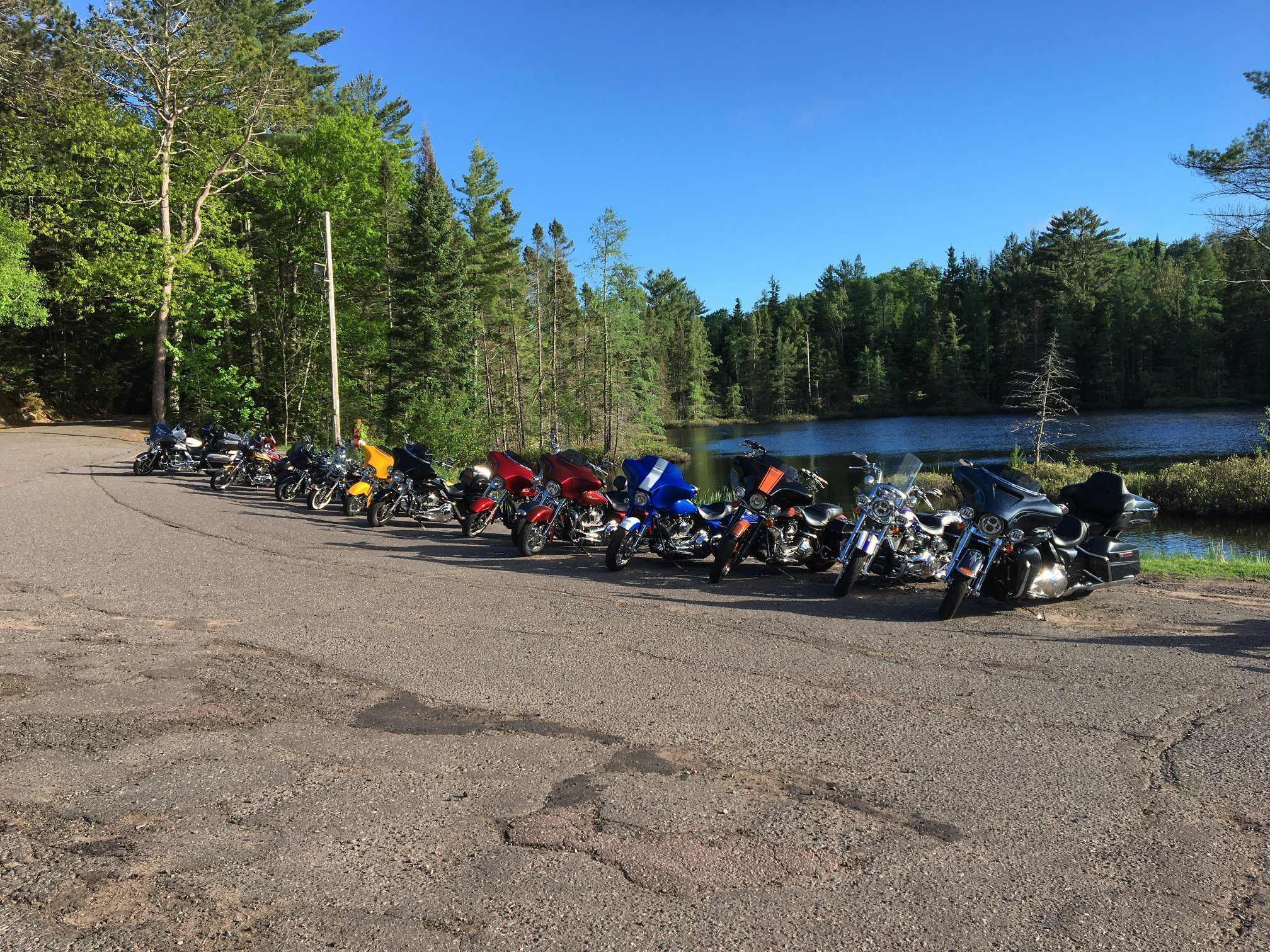 '18 trip to Indianhead Country, WI