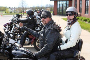 Bob Hofmeister Memorial Ride April 29, 2017