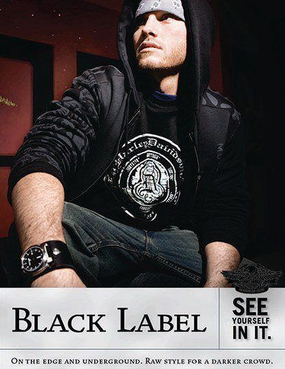 HD Black Label