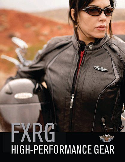 FXRG High-Performance Gear